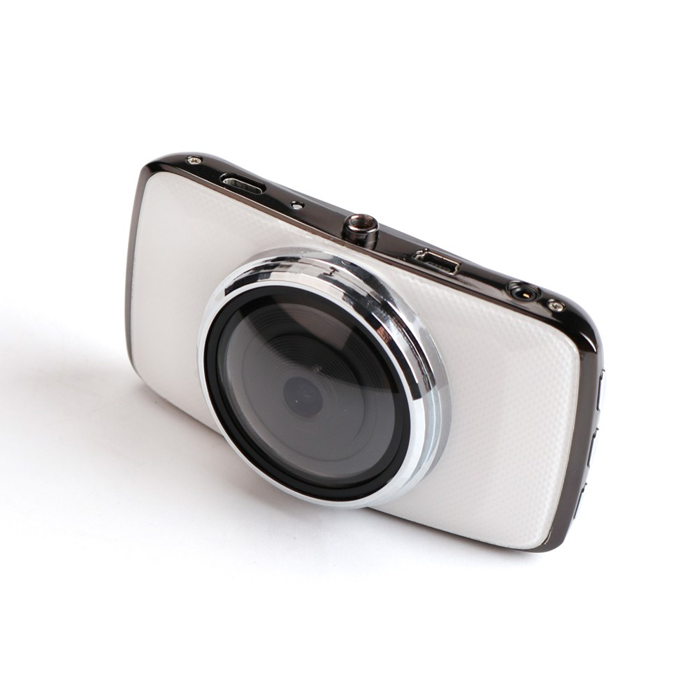 New Arrival 4.0'' LCD Dual Lens Camera HD 1080p car black box