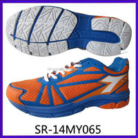 SR-14MY065 soft sole gym shoes step gym shoes trail running shoes