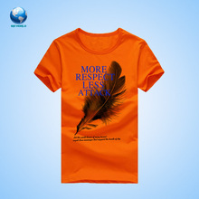 High quality latest t-shirt custom designs all over sublimation printing t-shirt