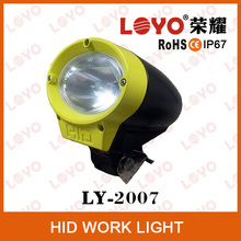 "Fashion models accessories for atv 6"" 35w/55w HID work light headlight"