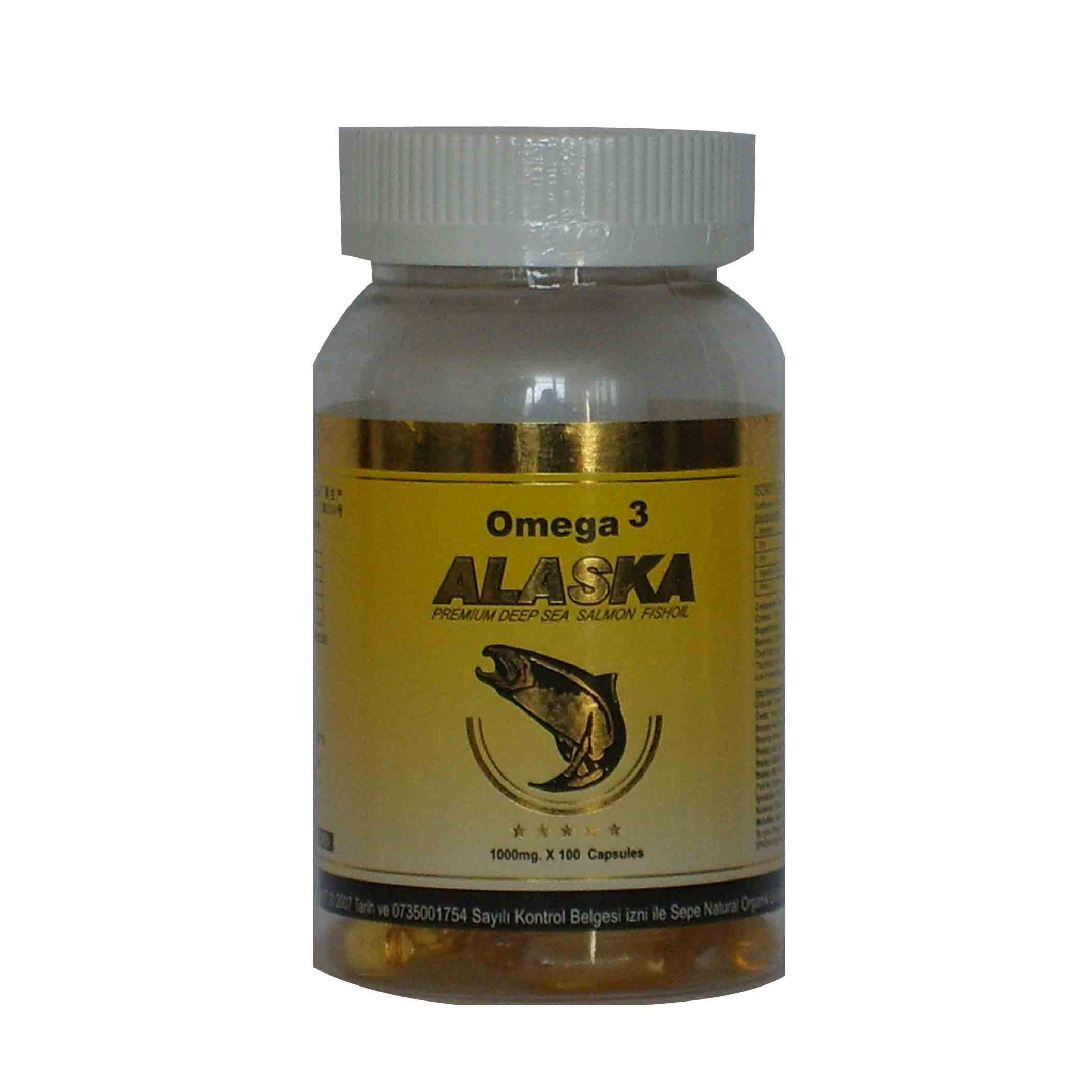 High Quality Dietary Supplement Omega 3 Fish Oil Softgel