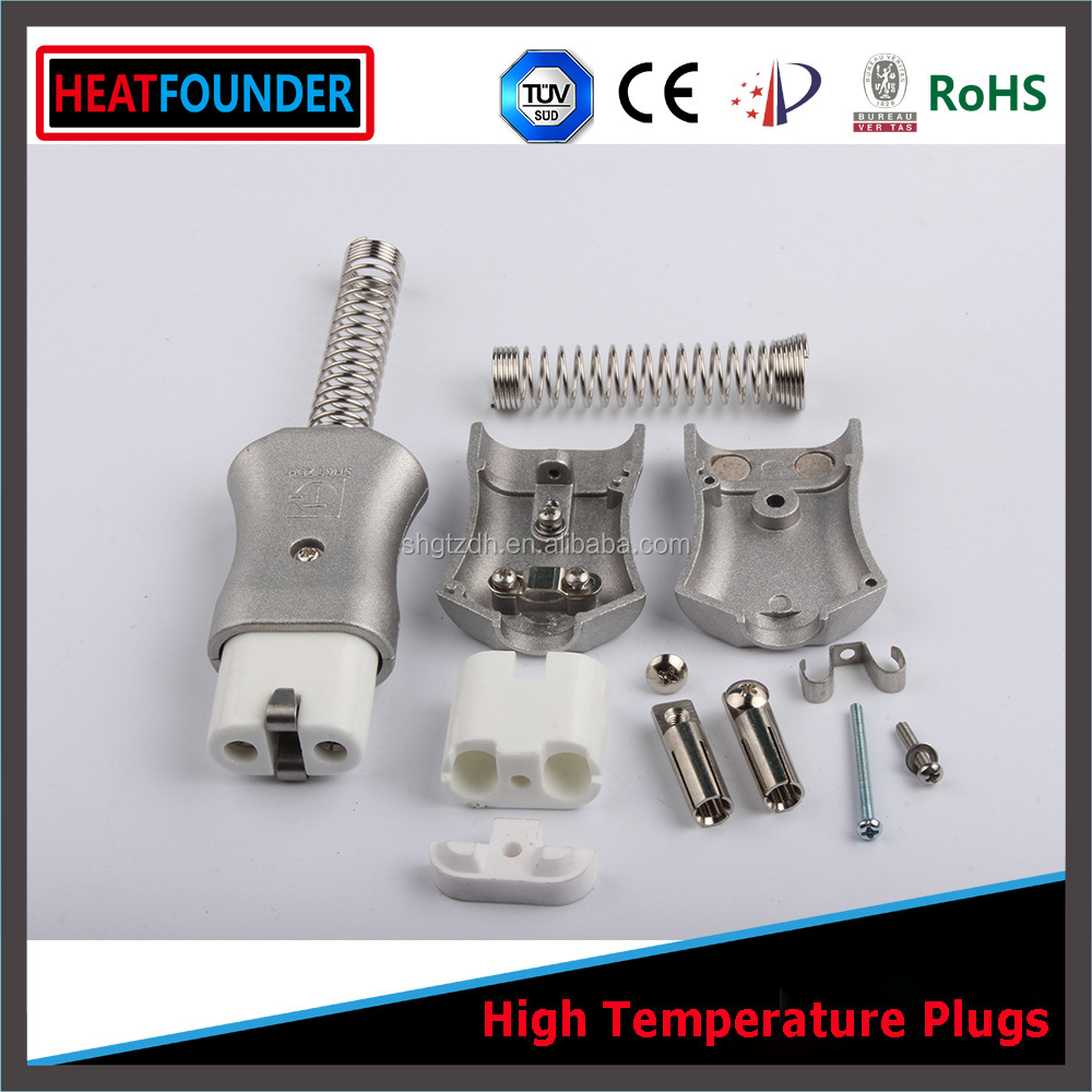 Hhigh power plug and socket extension plug and socket high voltage plug