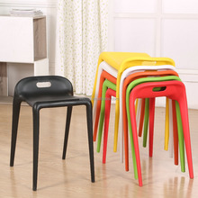 cheap price Plastic living room stools