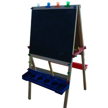 Folding Wooden Frame Sketch Easel Kids Drawing Painting Easel Wooden Art Easel with Stand