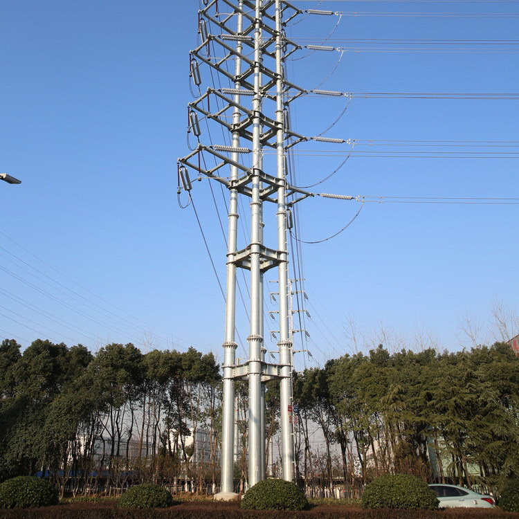 Most popular new arrival grp power transmission pole