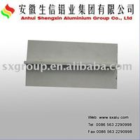 sand blasting aluminium profile for side opening window
