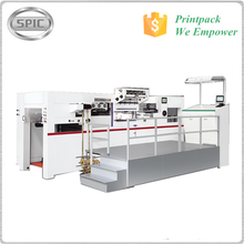 1050ES Automatic die cutting and creasing machine price in China