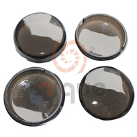 universal integrated turn signal lens for Harley