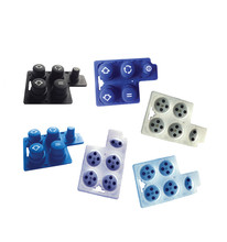 high quality silicone keypad for Massage chair