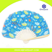 New style alibaba supply large hand fans
