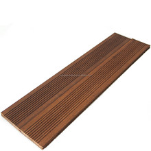 China Professional strand woven bamboo good outdoor flooring