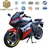 2016 new design high quality Chinese 200cc ISO9000 racing motorcycle with water cooling system