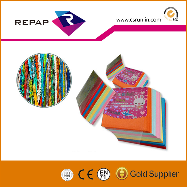 oem colorful quilling paper