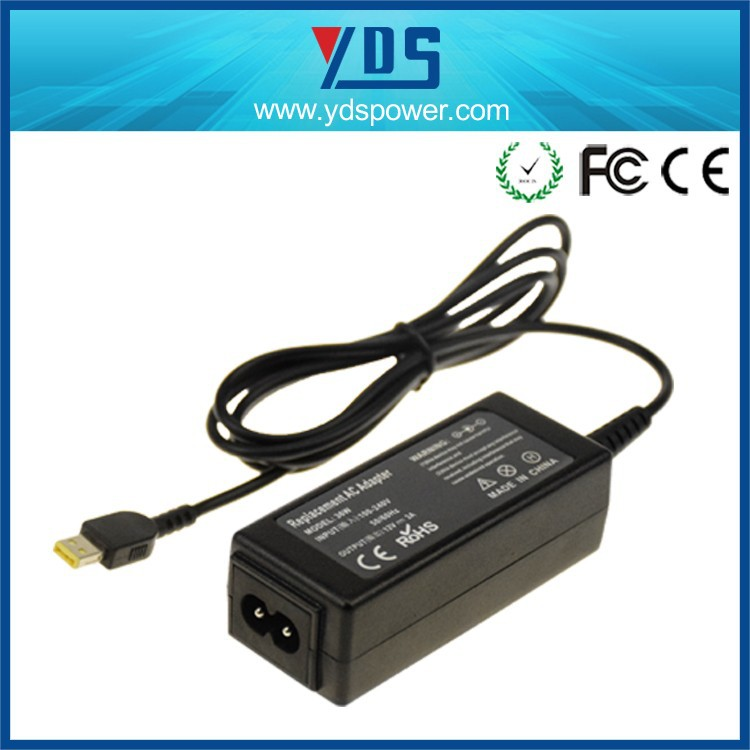 High quality 220v to 110v plug adapter for mini laptop 12v 3a square usb