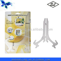 25.2cm plastic display stand easel holder