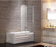 Bath crock shower screen, bathtub shower folding screen