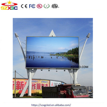 glass led display GWS led display / 3D video wall price outdoor full color / absen led screen rental p5