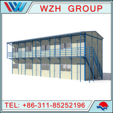 steel structure sandwich panels house