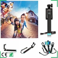 New Multifunction Selfie Stick Bluetooth Monopod Extendable Stick LightWeight Digital Camera Mini Tripod for Smartphone