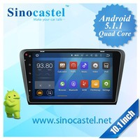 Android 5.1.1 Car Stereo Car Dvd Player Car Radio GPS Navigation Multimedia Player Audio System