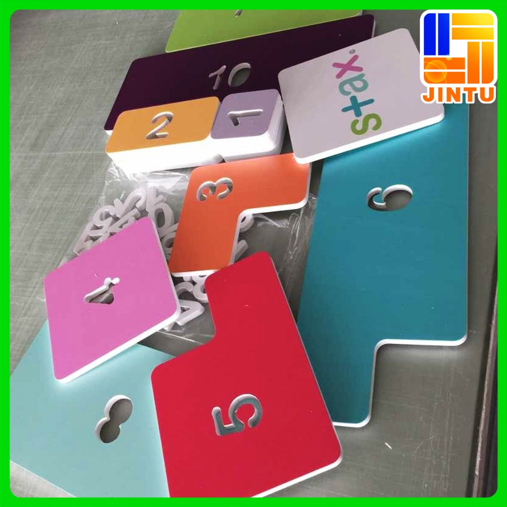 Colorful Advertising Flex Board Printing and Cutting