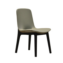 D050A Replica hans wegner solid wood ch25 easy chair