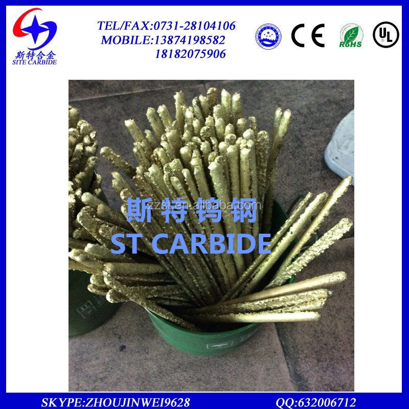 Tungsten Carbide welding Composite Rod for Surfacing oil/diggings