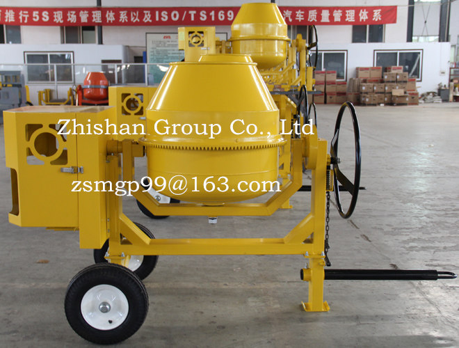 CM350(CM50-CM800) Portable Electric Gasoline Diesel Concrete Mixer Machine for Sale 350L