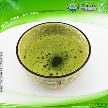 China Top Ten Selling Products Matcha Wholesales Instant Sliming Herb Tea Powder
