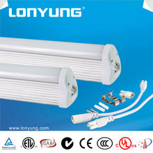UL ETL&TUV 1800LM T8 LED Tube Light T8 integrated light 18w t8 led 40w fluorescent replacement