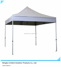 3x3 Waterproof Pop Up Fold Gazebo Tent Canopy Aluminum Frame Hexagon Tube PVC Coated