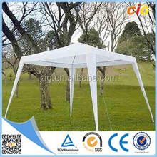 OEM/ODM Available 3x3 white PE Outdoor Grill Gazebo