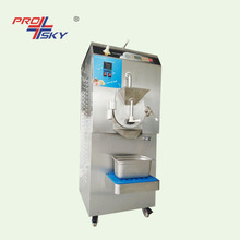 Pasteurizer And Batch Freezer Combined Machine Ice Cream
