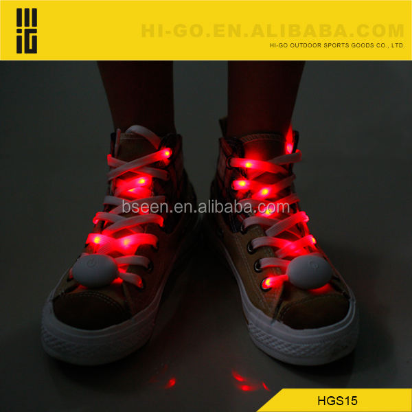 top selling 2017 new item flashing led shoes lace