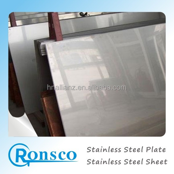 Cold Rolled aisi 201 stainless steel sheet punch