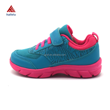 Low Price Air Mesh Breathable Girl Athletic Zapatos Newly Designed Argentina Young Child Daily Faux Leather Sport Shoes