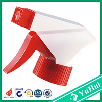 TS-A8 2015 hot sale Yuyao Yuhui Commodity non spill wholesale cleaning bottle 28/410 plastic sprayer trigger