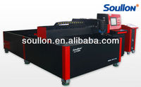 high quality metal advertising logo/sign/brand laser cutter on sale with good price SD-YAG3015