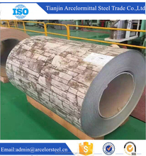 Trade Assurance originality category brick and flower prepainted galvanized steel coil