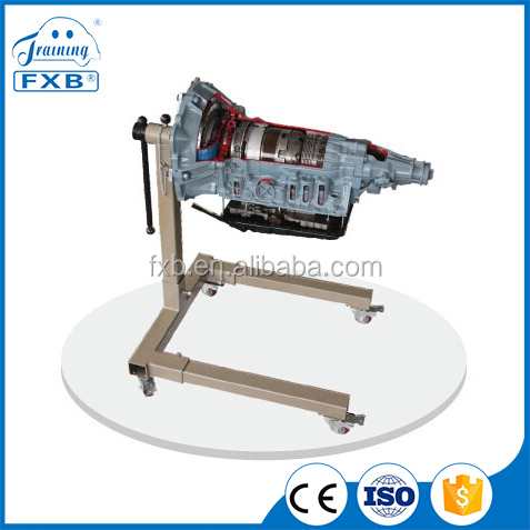 Automatic transmission section model educational equipment /cutaway transmission / driving school equipment