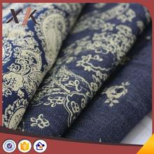 Hot selling 100 cotton yarn dyed woven fabric with great price