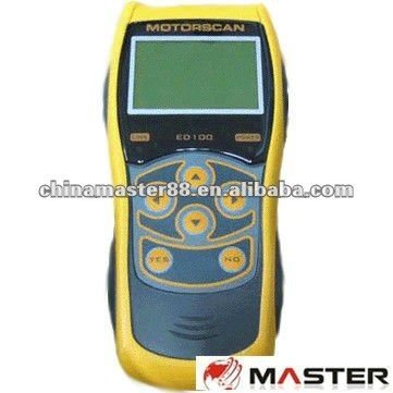 6IN1 Handheld motorcycle diagnostic tools ED-100