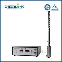 sonochemistry ultrasonic biodiesel reactor
