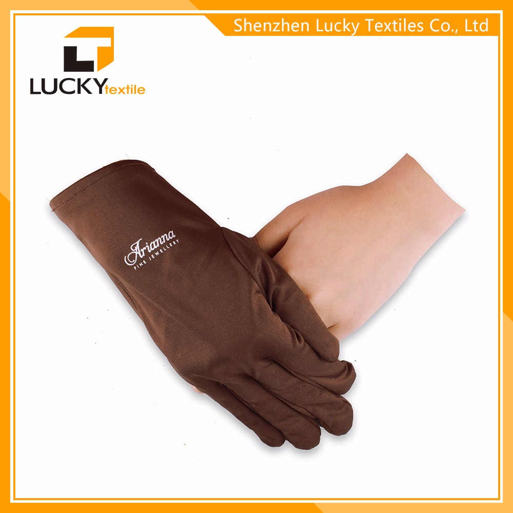 New Arrival famous brand microfiber gloves for watch