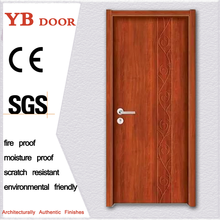 hot sale keral designs teak wood main door models bathroom door