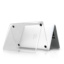 WIWU Transparent Laptop hard shell for Macbook Ultra thin hard shell <strong>case</strong> suitable no fingerprint good toughness <strong>plastic</strong> <strong>case</strong>