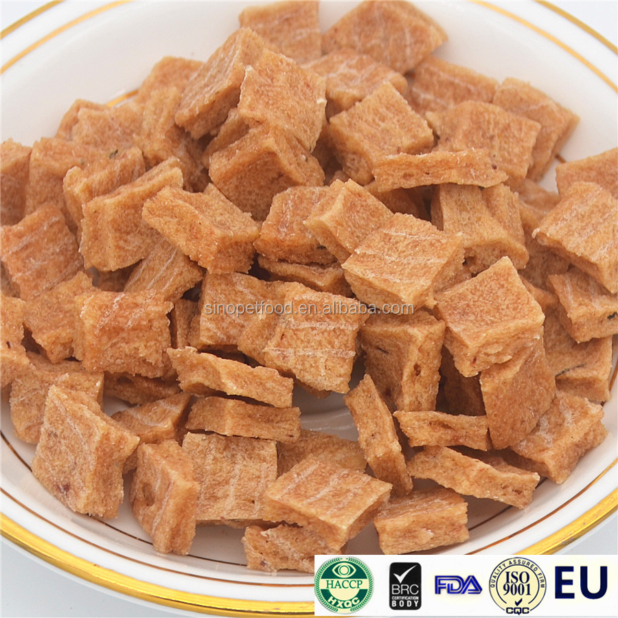 Pet biscuit for dog treat foods, high protein