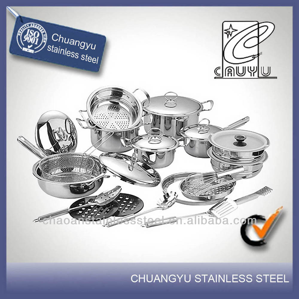 stainless steel hot new products for 2014 cooper cookware