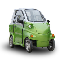 Four Wheel Two Seats Electric Mini Car/Golf Cart from China