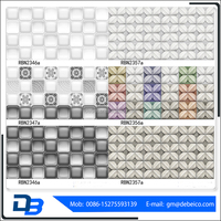 Ceramic Tile With Flower Design Toilet Wall Tiles Designs Decorative Ceramic Wall Tiles Design